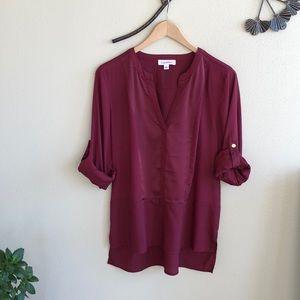 5c0c14fb6f8a ...  Calvin Klein blouse ...